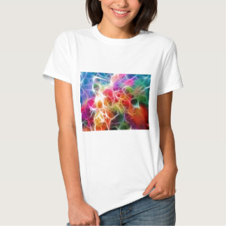 background-221391 RANDOM COLORFUL ABSTRACT DIGITAL T-Shirt