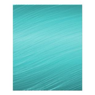 aqua blue background flyers zazzle