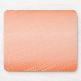 background-301135 LIGHT PEACH ORANGE CREPE COLORFU Mouse Pad