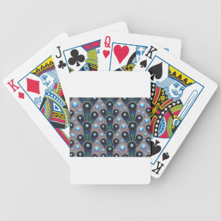 background #34 bicycle playing cards