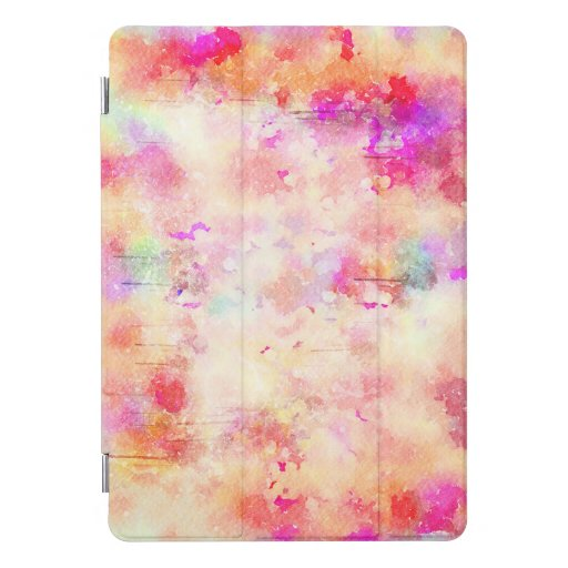 Background Art Abstract iPad Pro Cover