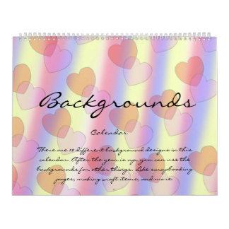 Background Calendar 1