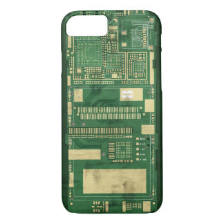 Background case circuit board