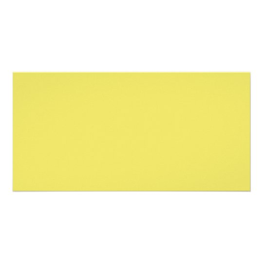 Background Color - Mustard Card