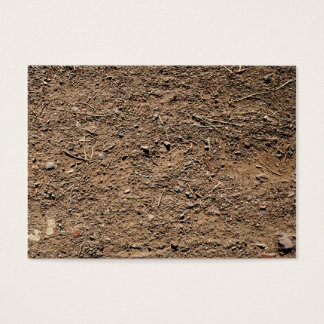 Background | Dirt Business Card