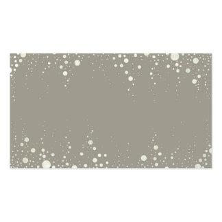 Background - Modern Art Stars Business Card Template