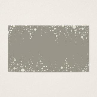 Background - Modern Art Stars Business Card