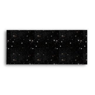 Background - Night Sky & Stars Envelope