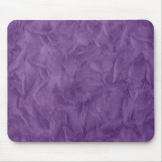 Background PAPER TEXTURE - dirty violet Mouse Pad