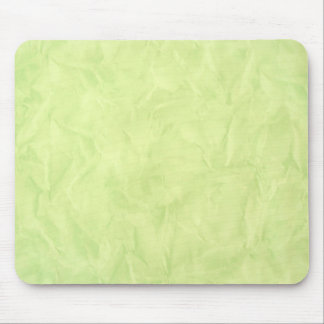 Background PAPER TEXTURE - green Mouse Pad