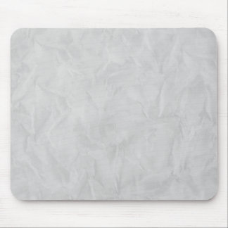 Background PAPER TEXTURE - grey Mouse Pads