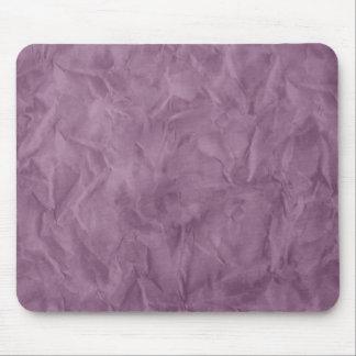 Background PAPER TEXTURE - plum Mousepad