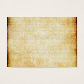 Background | Parchment Paper Business Card