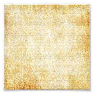 Background   Parchment Paper Photo Print