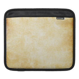 background - Parchment Paper Sleeve For iPads