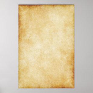 parchment posters photo prints zazzle