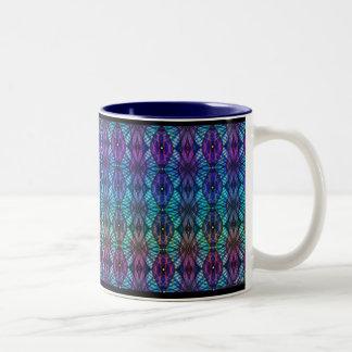 Background pattern created by DayO Knight Design Coffee Mug