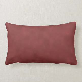 Background Pattern in Shades of Dark Red. Pillow