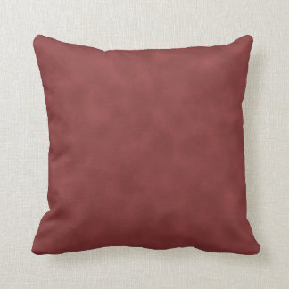 Background Pattern in Shades of Dark Red. Throw Pillow