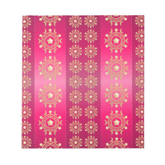background pattern pink wallpaper memo pad