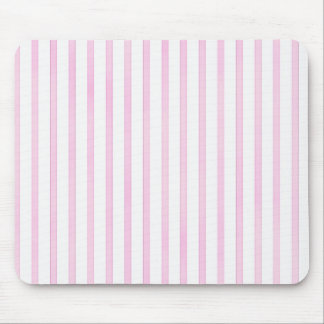 Background Pink Watercolor Stripes Mouse Pad