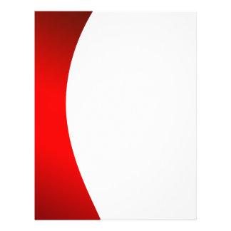 White Color Background Flyers & Programs | Zazzle