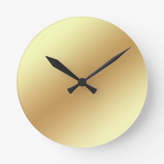 background round clock