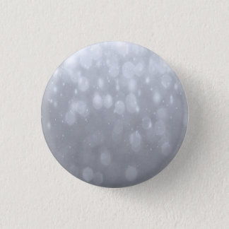 Background - Silver Bokeh Glitter Lights Button