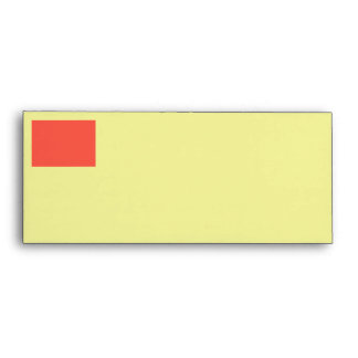 Background Solid Rectangle Yellow 40% The MUSEU... Envelopes