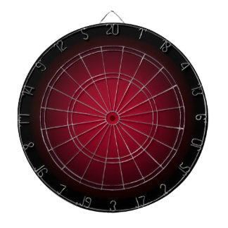 Background Template ~ Black Frame ~ Maroon Center Dart Board
