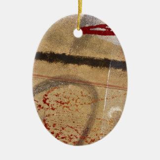 background texture art ceramic ornament