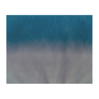Background- Texture Watercolor Paper 3 Wood Wall Art