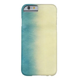 Background- Texture Watercolor Paper iPhone 6 Case