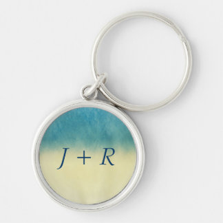 Background- Texture Watercolor Paper Keychain