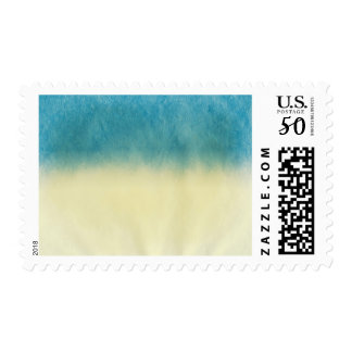 Background- Texture Watercolor Paper Postage