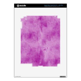 background texture watercolor seamless purple iPad 3 skins