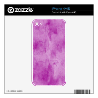 background texture watercolor seamless purple skins for iPhone 4