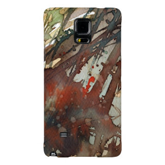 background watercolor 2 galaxy note 4 case