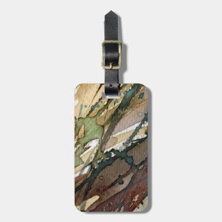 background watercolor 2 luggage tag
