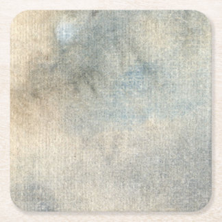 background watercolor 2 square paper coaster