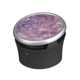 background watercolor bluetooth speaker