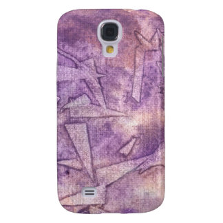background watercolor galaxy s4 cover