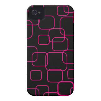 Background with boxes Case-Mate iPhone 4 cases