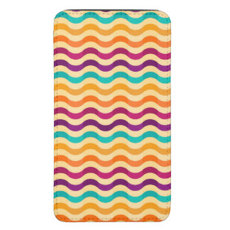 Background with stripes in retro 2 galaxy s5 pouch