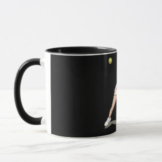 Backhanding Mug