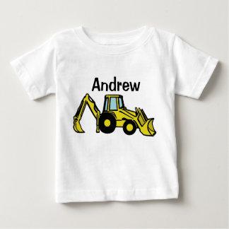 backhoe, Andrew Tees