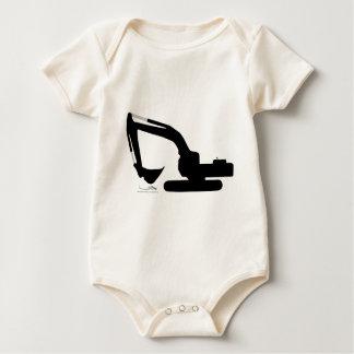 backhoe baby creeper