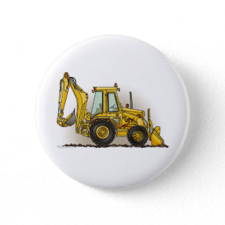 Backhoe Button Pin