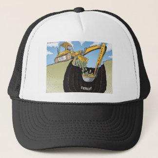 backhoe_Color.tif Trucker Hat