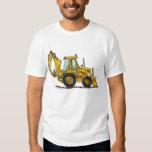 Backhoe Digger Loader Construction Apparel T-shirt